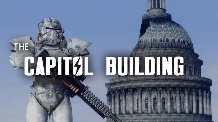 Facebook blocks the Fallout 76 community, suspecting players of involvement in the capture of the Capitol