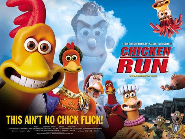 Chicken Run 2000 animatedfilmreviews.filminspector.com