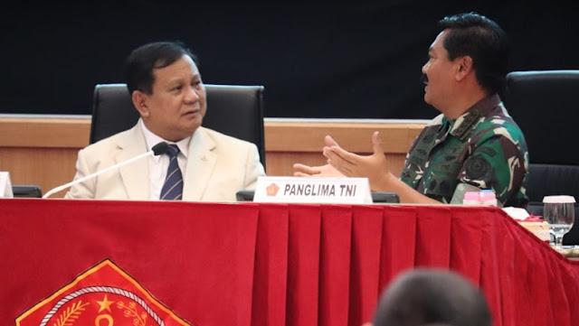 Menhan Prabowo akan Pelajari Larangan Cadar di Instansi Pemerintah