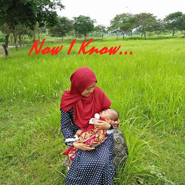 Perjuangan Seorang Ibu, Now I Know