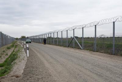 magyar-szerb határ, migráció, Magyarország, Röszke, menekültválság, illegális bevándorlás, zöldhatár