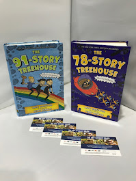 Out of 1,825 entries, big congrats to Jeffrey L, WINNER of 4 Meal Passes & 2 Treehouse Books