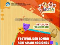Juklak Festival dan Lomba Seni Siswa Nasional ( FLS2N) Jenjang SD Tahun 2020