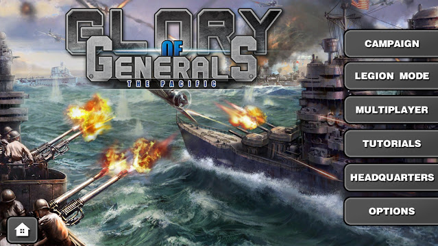 Screenshot Glory of Generals - Apcoid