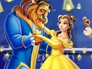 Prueba tus habilidades y conocimientos de moda para hacer que tanto la bella y la bestia se vean mejor. Elige un buen esmoquin para la bestia peluda y un vestido de novia para la hermosa novia. Todos los invitados van a llegar pronto y el salón de baile esta preparado para ver bailar a la pareja mas famosa de Disney.
