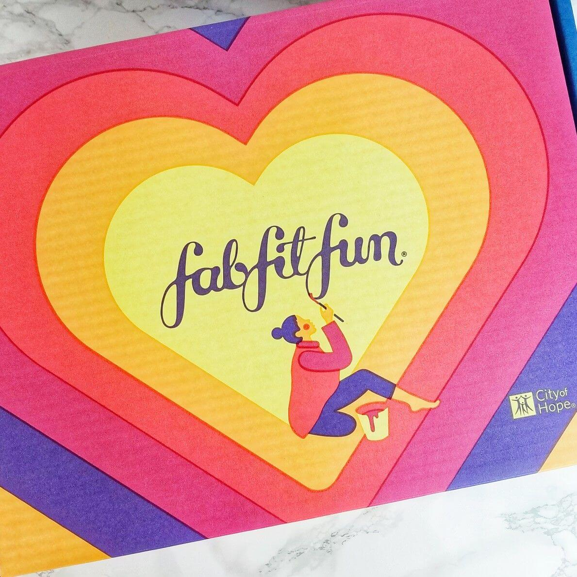 Check out My Very First Fab Fit Fun Seasonal Subscription Box for Fall - 2019 Pretty Box Design