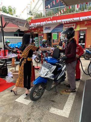 Astra Motor Kalimantan Barat  Beri Kejutan Spesial Di  hari Pelanggan Nasional