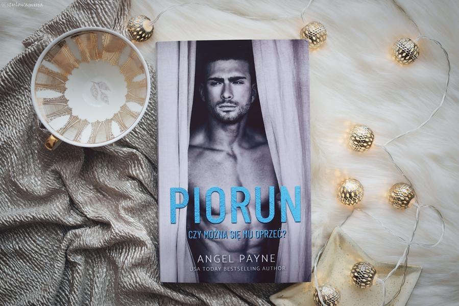 AngelPayne, erotyk, opowiadanie, Piorun, recenzja, romans, WydawnictwoEdipresse, fantasy