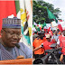"""Minimum Wage: """"Some States Have Started Paying #30,000"""" Read The Details Of Lawan, NLC Meeting Over Nationwide Strike"""
