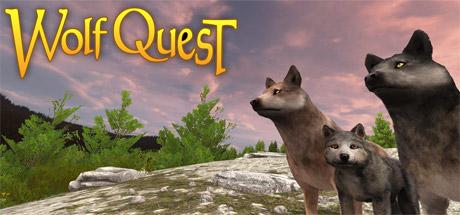 تحميل لعبة WolfQuest