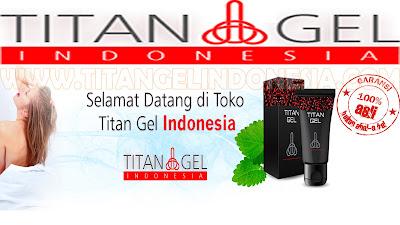 Harga Titan Gel Indonesia