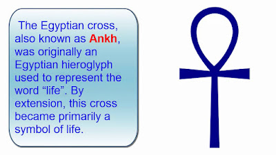 Sacred Cross in Ancient Egypt