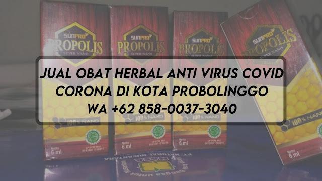 Jual Obat Herbal Anti Virus Covid Corona di Kota Probolinggo