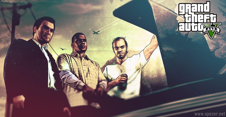 GTA 5 Full Game For PC will Work 100%