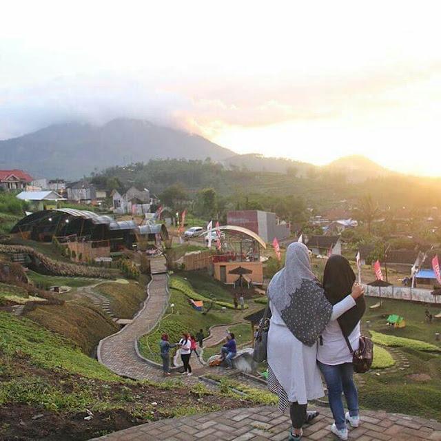 Taman Kelinci dan Rumah Hobbitnya, Wisata Edukatif di Malang