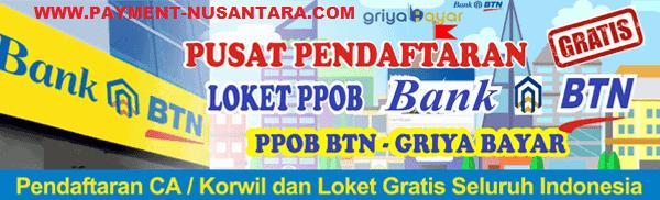 Griya Bayar PPOB Bank BTN Fee PLN 3000