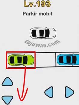 Jawaban Brain Out  Parkir Mobil Level 193