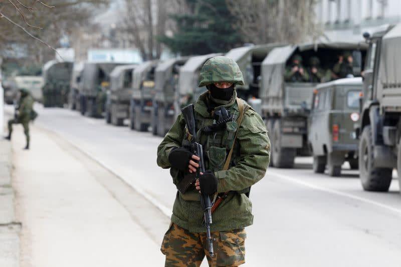 Milicia rusa
