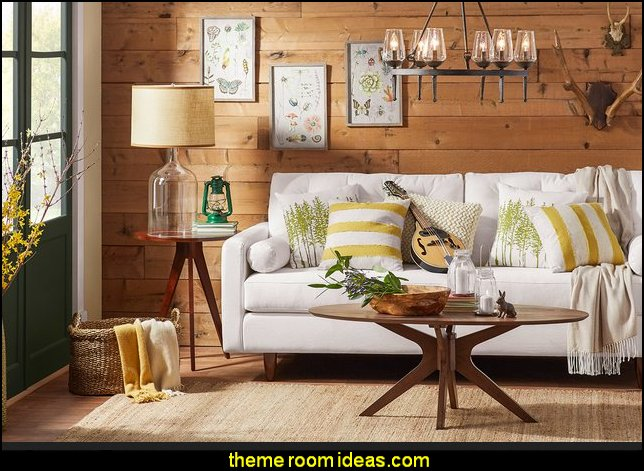 Decorating theme bedrooms - Maries Manor: Modern rustic ...