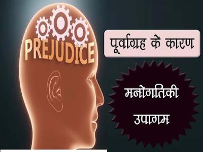पूर्वाग्रह के कारण :  मनोगतिकी उपागम   Psychodynamic approach to Prejudice in Hindi