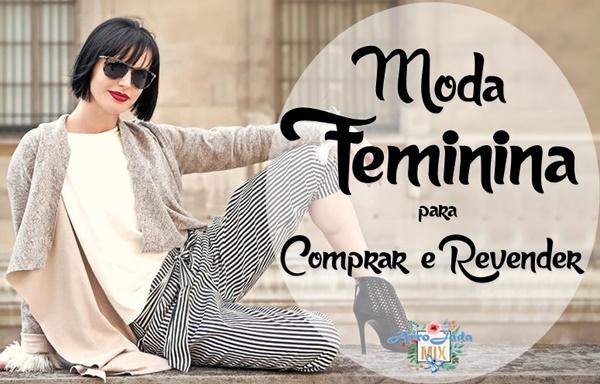 Moda Feminina para Comprar e Revender- wholesale7