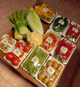 Ramadan, Tips, Sayuran