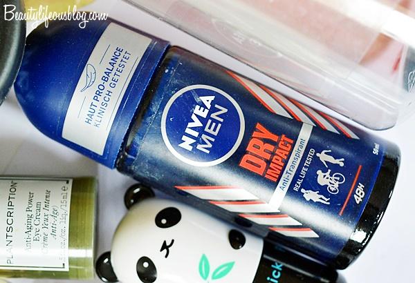 Nivea Men - Dry Impact Deo Roll-on