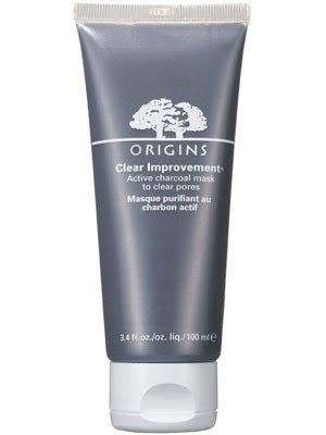 Masker Penghilang Komedo Origins Clear Improvement Active Charcoal Mask To Clear Pores