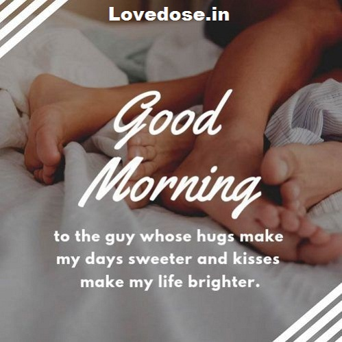 good morning messages for boyfriends