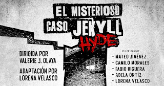 POS1 Obra El Misterioso caso Jekyll/Hyde | TEATRO CHARLOT