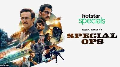 Special Ops (2020) S01 Ep (01-08) Hindi + Telugu + Tamil + Kannada + Malayalam