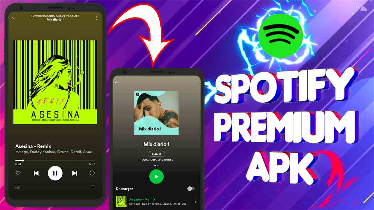 Spotify Premium Music And Podcast