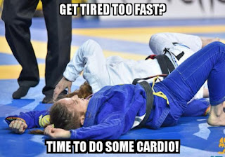 cardio for bjj