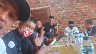 Pjs Bupati lingga Gelar Ngopi Morninh Bersama Wartawan, Ini yang di Sampaikan