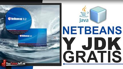 Descargar NetBeans con JDK Ultima Versión
