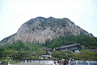 Bercuti ke Korea : Yongmeori Coast