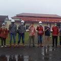Bupati Mentawai Sambangi Pelaksanaan Pembangunan Bandar Udara Rokot