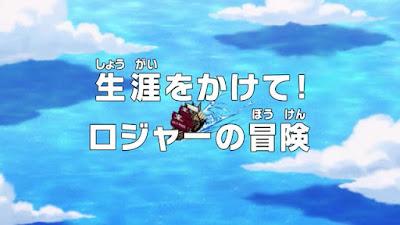 One Piece Episódio 967
