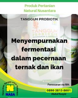 Tangguh Probiotik Peternakan dan Perikanan 1 Liter