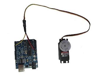 Tutorial Mengontrol Servo dengan Arduino