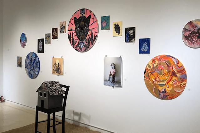 Haris Rashid Solo Exhibition 3:33, ZHAN Art Space, Haris Rahsid, Creative Colouring Competition, Astral Travel 2, Art Exhibition, Lifestyle