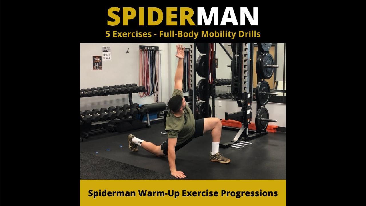 Top 5 Fridays! 5 Spiderman Mobility Progressions - themanualtherapist.com