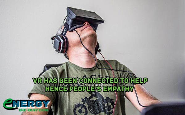 "A study by the Stanford University has found that the use of virtual reality can help enhance the empathy of their users more than any other channel of media. The project stems from a VR game called ""being homeless""."