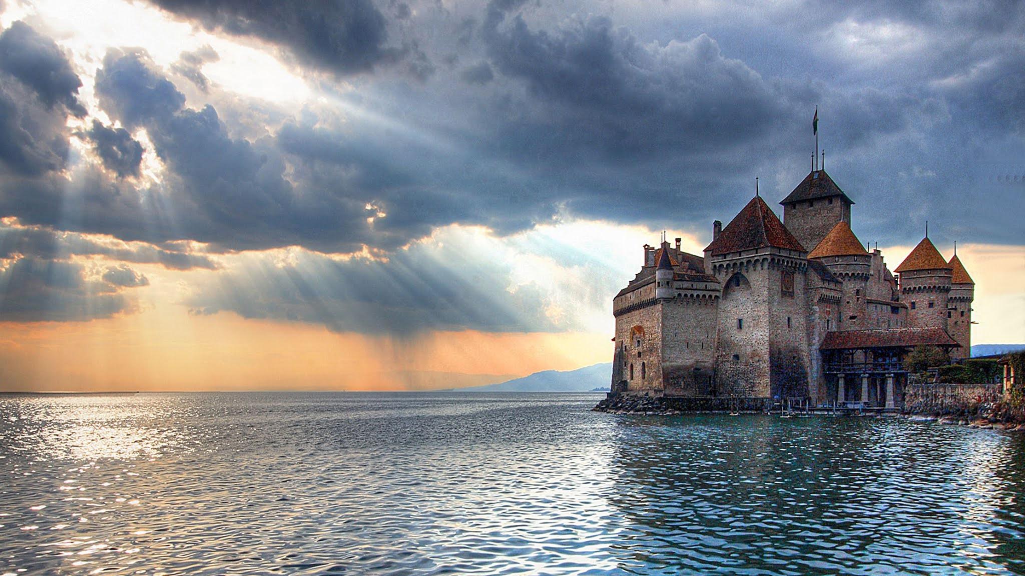 Swiss castle