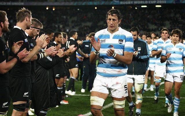 Pato Albacete anunció su retiro del rugby