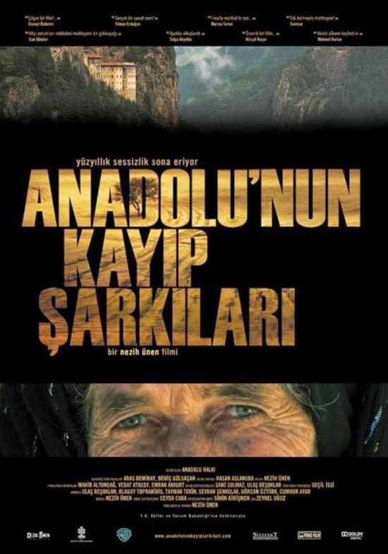 lost songs of anatolia, turkish movie, türk filmi, türk belgeseli, turkish documentary