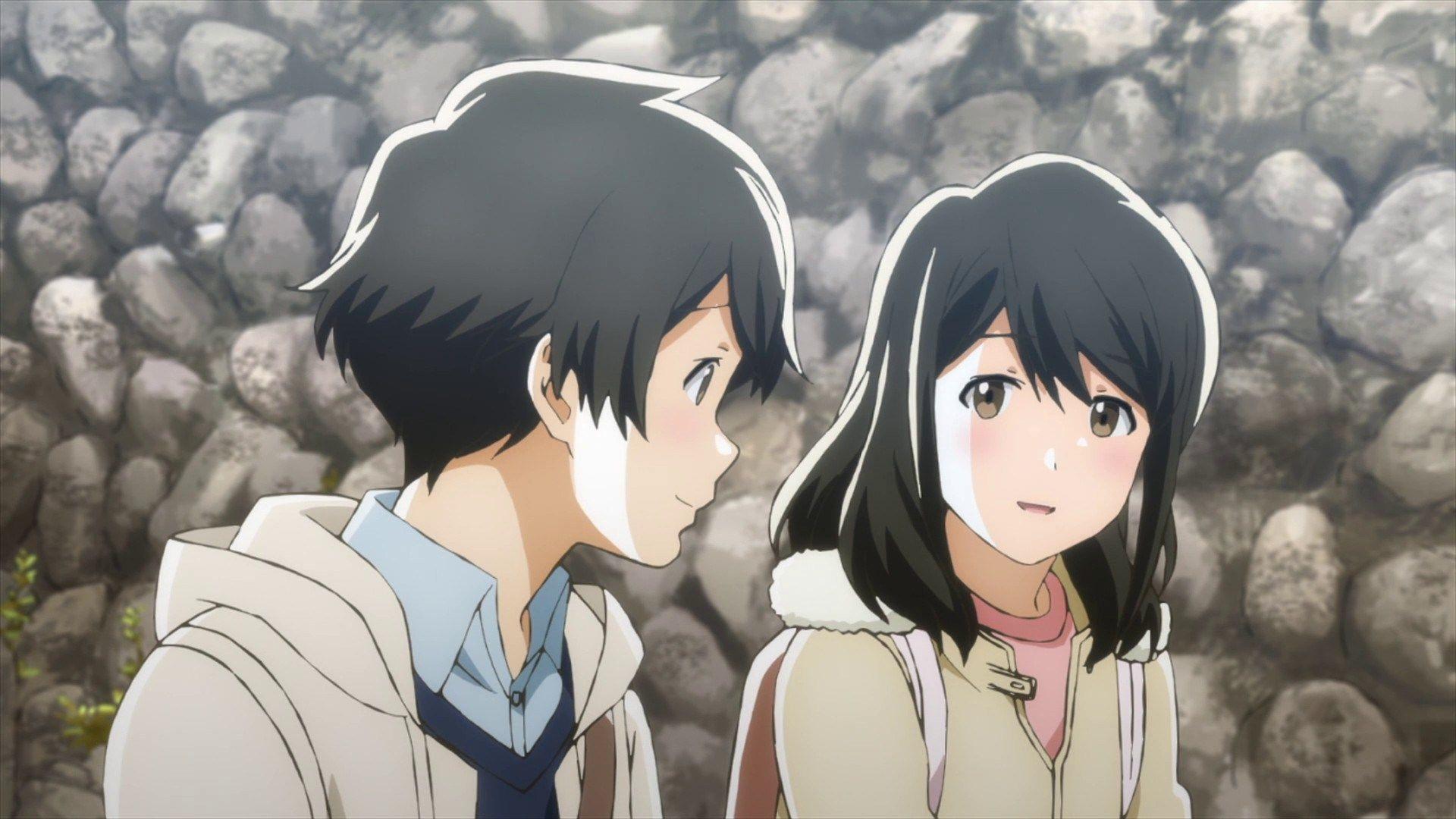 Tsuki Ga Kirei wallpaper anime