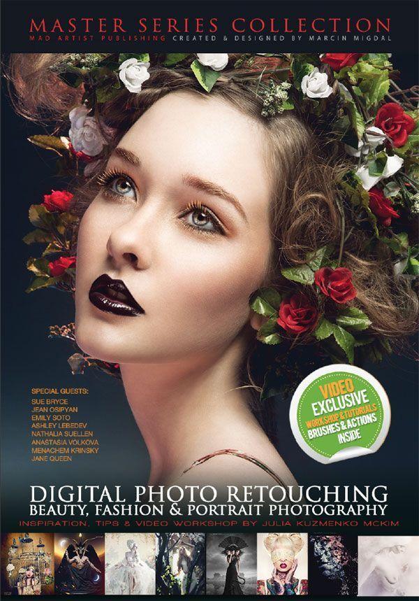 Download - Digital Photo Retouching: Beauty, Fashion and Portrait Photography - Julia Kuzmenko