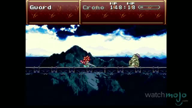 TOP 10 VIDEO GAMES OF ALL TIME 5. Chrono Trigger (1995)