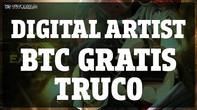 Bitcoins Gratis Digital Arts Truco